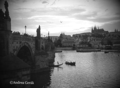 Prague moods. Photo: Andrea Gerak