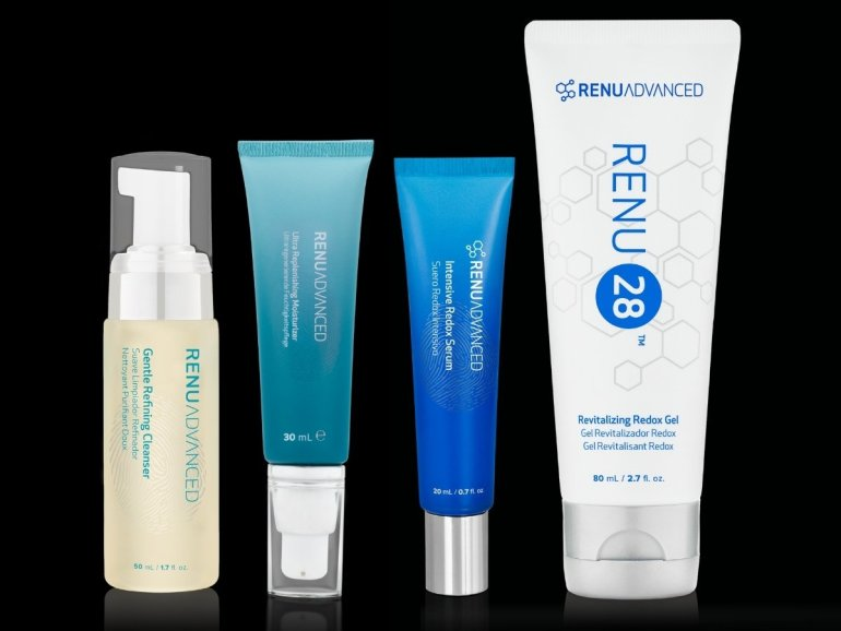 Beauty & Health from the outside: Renu skin care line